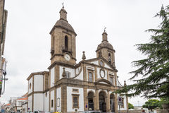 Concathedral Ferrol, Stock Images