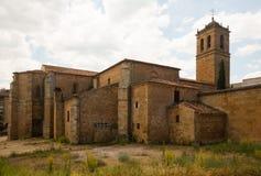 Concathedral of San Pedro at Soria Royalty Free Stock Photo