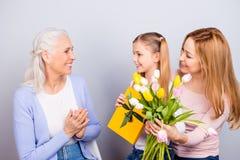 Conce del evento de la gente de la relación de la amistad de la maternidad de la paternidad Fotografía de archivo libre de regalías