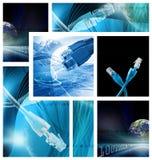 Conceito abstrato da conectividade Imagens de Stock