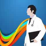 Dia de saúde de mundo, Imagens de Stock Royalty Free