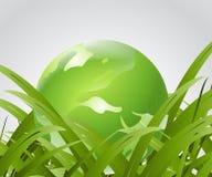 Conceito ambiental Foto de Stock Royalty Free