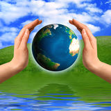 Conceito ambiental Fotografia de Stock