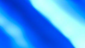 Conceito azul do fundo do título filme
