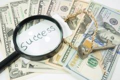 Conceito bem sucedido Imagem de Stock Royalty Free