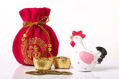 Conceito chinês do ano novo Fotografia de Stock Royalty Free