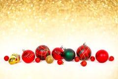 Conceito da época de férias do inverno do Natal e do ano novo fotografia de stock
