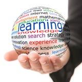 Conceito da aprendizagem Foto de Stock