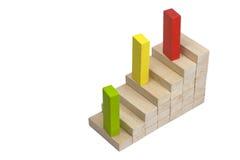 Conceito da carreira do crescimento da equipe da liderança imagem de stock
