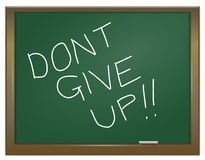 Conceito da determinação. Foto de Stock Royalty Free
