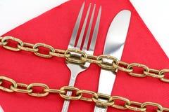 Conceito da dieta Fotos de Stock Royalty Free