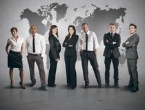 Equipe do negócio Fotos de Stock Royalty Free