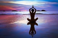Conceito da espiritualidade Imagem de Stock