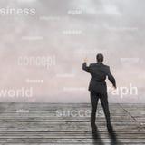 Conceito da estratégia imagem de stock royalty free