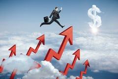 Conceito da finança Imagens de Stock Royalty Free