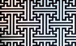 conceito da foto do teste padrão do labirinto Imagem de Stock Royalty Free