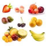 Conceito da fruta imagens de stock
