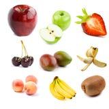 Conceito da fruta fotografia de stock