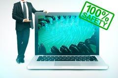 Conceito da garantia Imagem de Stock