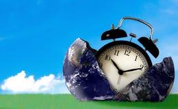 Conceito da gestão de tempo Foto de Stock