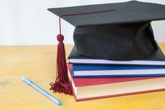 Conceito da graduação imagens de stock royalty free