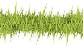 Conceito da grama verde rendido ilustração royalty free