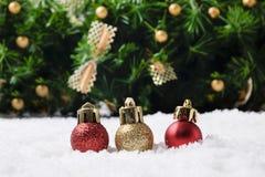 Conceito da ideia do fundo do Natal Imagem de Stock