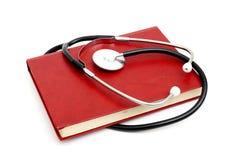 Conceito da instrução médica Fotografia de Stock