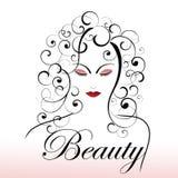 Conceito da juventude da beleza ilustração royalty free