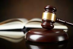 Conceito da lei e da justiça Fotos de Stock Royalty Free