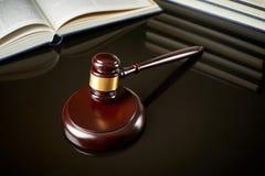 Conceito da lei e da justiça Imagem de Stock Royalty Free