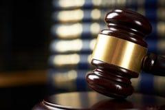 Conceito da lei e da justiça Imagens de Stock