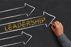 Conceito da liderança Imagem de Stock