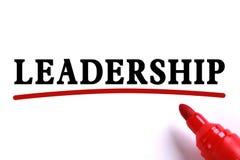 Conceito da liderança Imagens de Stock