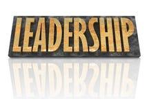 Conceito da liderança Imagens de Stock Royalty Free