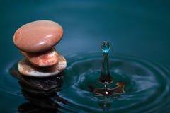 Conceito da meditação Foto de Stock Royalty Free