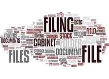Conceito da nuvem da palavra do negócio do símbolo do ícone do papel da rendição da analítica 3D Ilustração Stock