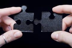 Conceito da parceria Imagens de Stock