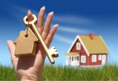 Conceito da posse home Imagens de Stock