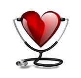 Conceito da pulsação do coração ilustração do vetor