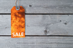 Conceito da venda de fogo Imagens de Stock Royalty Free