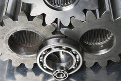 conceito das Engenharia-peças Imagens de Stock