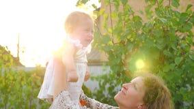 Conceito das licenças de parto Fundo da maternidade Maternidade feliz vídeos de arquivo