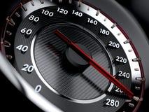 Conceito de alta velocidade ilustração stock