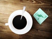 Conceito de Barista Beverage Relaxation Steam da cafeína do café fotos de stock