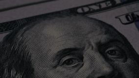 Conceito de Bitcoins e da moeda cripto filme