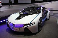Conceito de BMW Foto de Stock Royalty Free