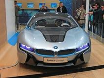 Conceito de BMW i8, motor elétrico Foto de Stock