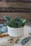 Conceito de brócolis saudáveis comer Foto de Stock