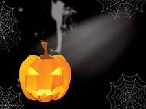 Conceito de Halloween Imagem de Stock